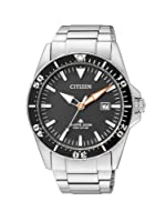 Reloj Citizen Divers Eco Drive Bn0100-51e Hombre Negro de Citizen