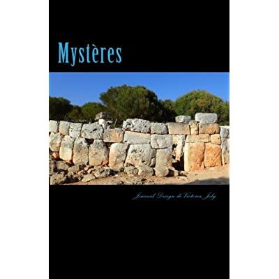 Mysteres: Journal/Carnet de Notes/Idees/Inspiration/Creativite/A retenir - Collection Mystere 7