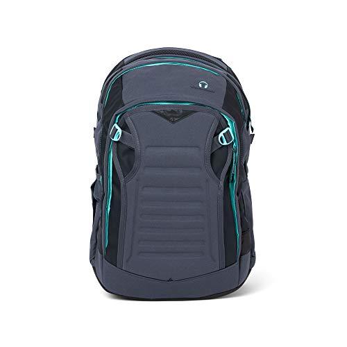 satch Match ergonomischer Schulrucksack für Teenager - Mint Phantom