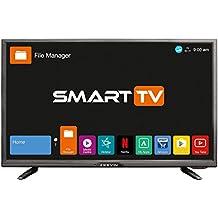Kevin 81.3 cm (32 inches) K32CV338H HD Ready LED Smart TV (Black)