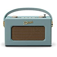 Roberts Revival Uno Compact DAB/DAB+/FM Digital Radio with Alarm, Duck Egg