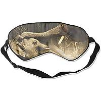 Eye Mask Eyeshade Elephants Love Touch Sleep Mask Blindfold Eyepatch Adjustable Head Strap preisvergleich bei billige-tabletten.eu