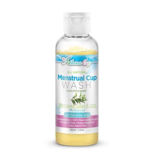Athena multiusos, hipoalergénico Copa Menstrual Wash