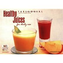 Healthy Juices: No Sugar No Salt