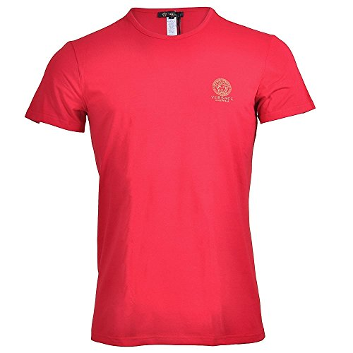 versace-t-shirt-col-rond-manches-courtes-homme-rouge-red-rouge-small