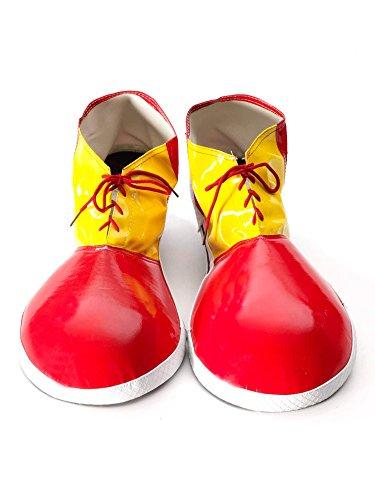 Riesen-Schuhe Clown für (Schuhe Clown Riesen)