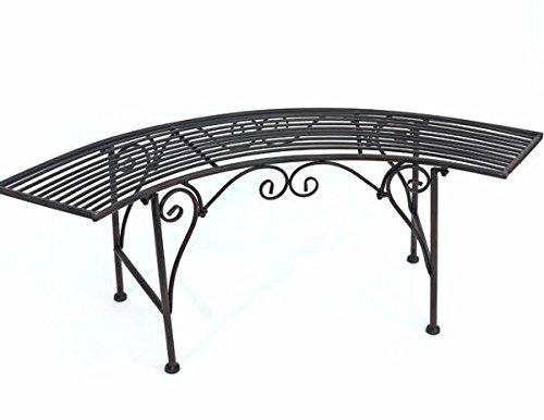 Banc de jardin Arc * Spacio * – b126 cm
