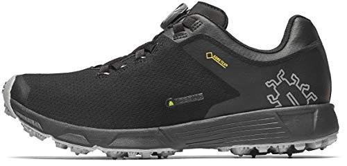 Icebug DTS3 RB9X GTX - Zapatillas de Running para Mujer, D5428-0A, Negro, 36,5 EU