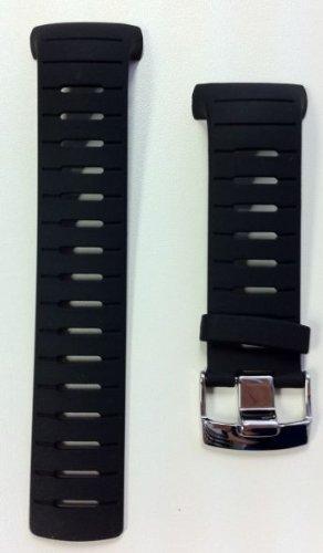 Suunto Armband D6i Elastomer Black (Suunto-tauchcomputer)