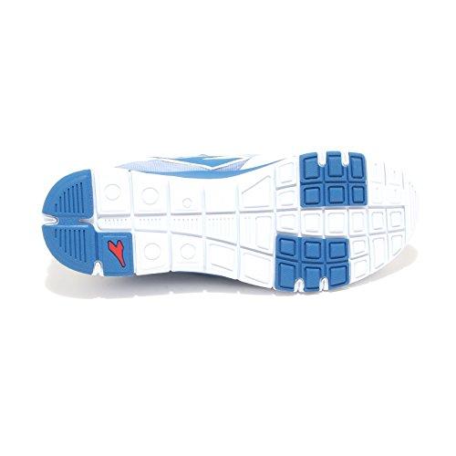 Bassi Multicolori Homme Ginnastica Blu Scarpe Bianco C2433 Da Diadora wItqSPO