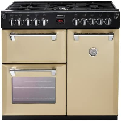 Stoves Richmond Dual Fuel Range Cooker