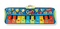 Winfun Keyboard Matten Spielteppich erstes Piano mit Lich...