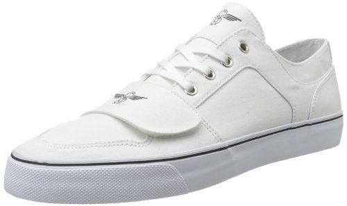 Creative Recreation - C Cesario Lo Xvi, Senakers a collo basso da uomo, bianco (white), 46