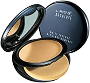 Lakmé Absolute White Intense Wet & Dry Compact, Ivory Fair 01, Long Lasting With Spf,