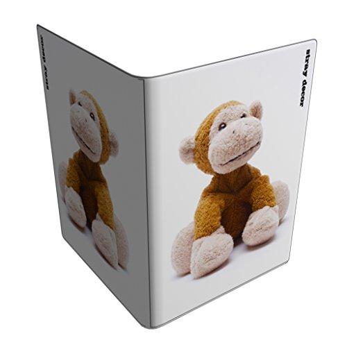Stray Decor (Monkey Toy) Étui à Passeport/Étui pour Documents de Voyage (porte-documents) / Portefeuille
