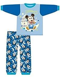 DISNEY, MICKEY MOUSE - Pijama entero - para bebé niño