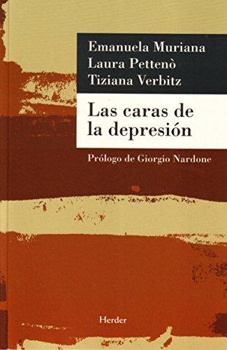 Las caras de la depresion: Abandonar el rol de victima: curarse con la psicoterapia en tiempo breve por Emmanuela Muriana
