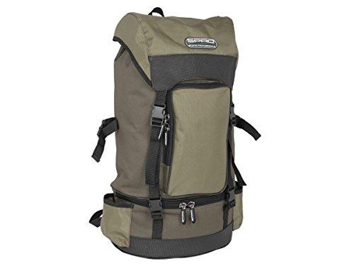 Spro Allround Backpack, Angelrucksack, Rucksack 34x14x58cm