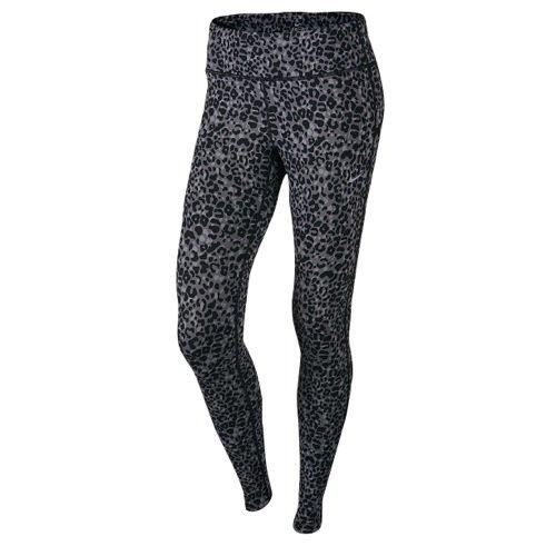 Nike Damen Lotus Epic Run Tights–schwarz, X-Large