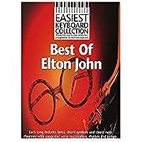 Easiest Keyboard Collection: Best Of Elton John. Partituras para Teclado