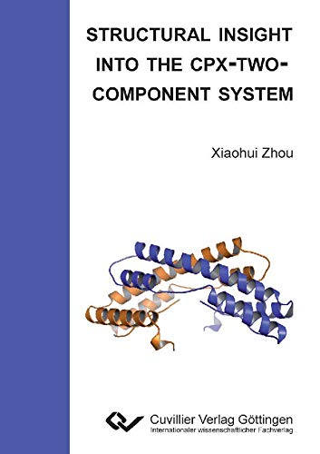 Structural insight into the Cpx-two-component system (English Edition)