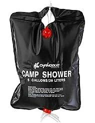 JUNQL& 20l bolso solar al aire libre de la ducha