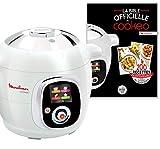 Moulinex CE704110 Multicuiseur Intelligent Cookeo 6L 7 Modes de Cuisson 100 Recettes...