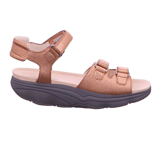 Mbt 700775-89c, Zapatos Al Aire Libre Multideporte Mujer Bronce