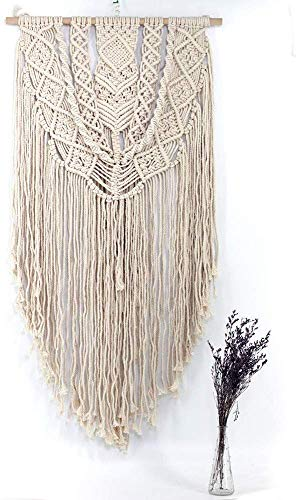 Liboyuju a parete nordici cotone vento e lino tessuto decorazione della parete arazzo accessori per la casa in cotone decorativo appeso a parete