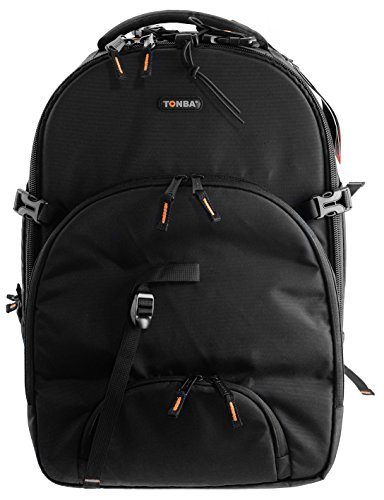 TONBA Camera Backpack Camera Bag TB786 for Heavy Duty DSLR and Video Camera