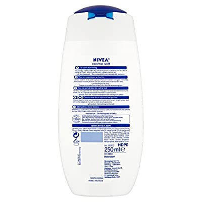 Nivea Creme Soft Shower Gel, 250ml : everything £5 (or less!)