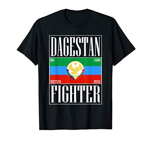 Dagestan Fighter Wear. Dagestan Eagle T-Shirt -