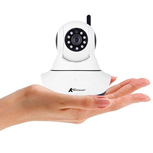 IP Camera Wifi 1080P HD Telecamera IP Videocamere di sorveglianza Sistemi di sicurezza domestica Visione Notturna Pan / Tilt Audio Bidirezionale Motion Detection Onvif KNEWMART