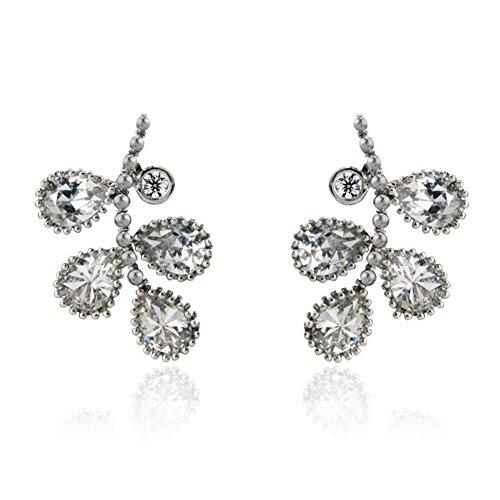 Ladies temperamento femminile orecchini piccolo/Semplice selvaggio-Stud/ bella moda orecchini