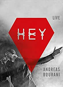 Hey Live (Limited Fan Edition - DVD, Bluray, 2 CD`s) [Limited Edition]