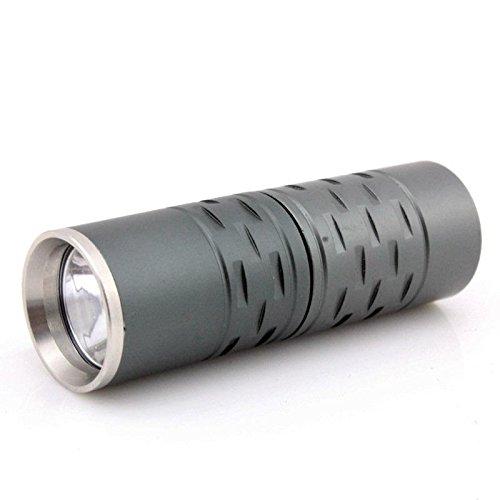 350 lumen mini torcia LED Spotlight multifunzione Strobe ricarica Forte luce casa Night Ride pesca Outdoor
