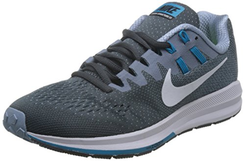Laufschuhe Nike Herren 001 20 Zoom 849576 Structure Air Dunkelgrau XnrqIX