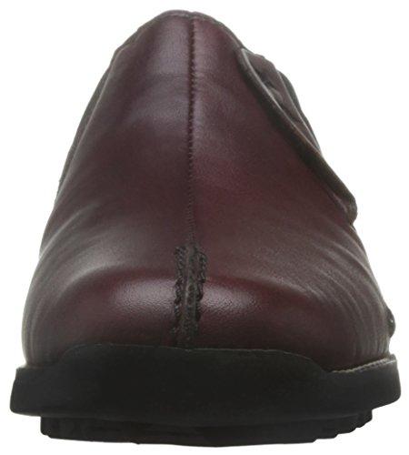 Rieker 44253-35, Stivali donna Rot