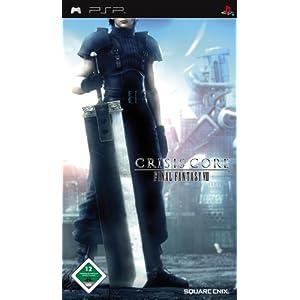 Crisis Core – Final Fantasy VII – Special Edition (PSP)