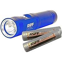 Riff TL - Mini Tauchlampe mit 2 Akkus