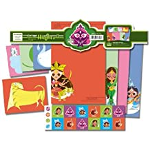 Hindu Goddesses Stationery Set