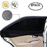 Tospanic 2pièces de pare-soleil pour fenêtre de voiture pour protection UV...