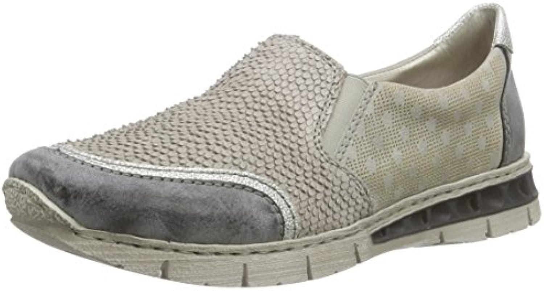 Rieker M2855 Women Loafers - Mocasines Mujer
