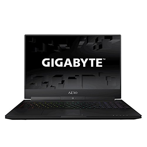 Gigabyte AERO15W v8 - Portátil (Intel Core i7-8750H, NVIDIA GeForce GTX 1060, Pantalla LCD IPS de 144Hz, Windows 10) Color Negro