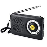Dreamsky Portable AM FM Radio 22