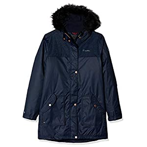 Regatta Kinder Halimah Waterproof and Breathable Insulated Reflective Parka Jacke