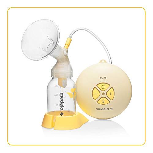 Elektrische Milchpumpe Medela Swing mit 2-Phase-Expression!