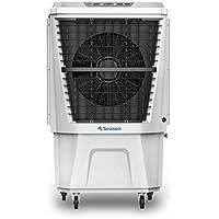 Climatizador nebulizador ventilador evaporativo Season gran caudal 4.500 m3/h depósito de agua 40 ltrs