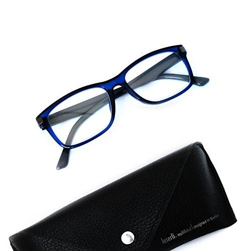 Arbeitsplatzbrille Nahbereichsbrille PC-Brille Computerbrille erweiterter Lesebereich,...