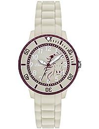 s.Oliver Mädchen-Armbanduhr Analog Quarz SO-2988-PQ